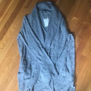 NWT Barefoot Dreams Cardigan